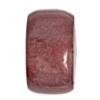 "Resin Tyre Beads 12x20mm 8"" Strand Burgundy"